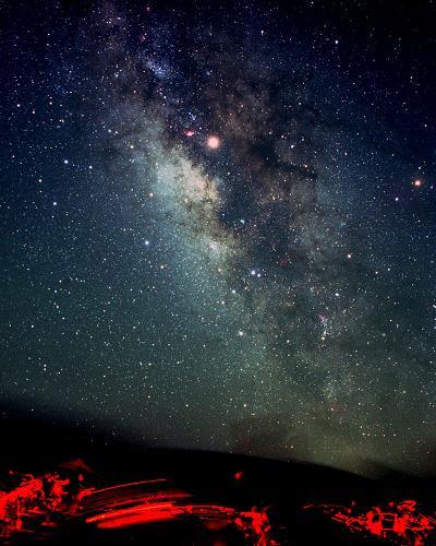 texas star party 2 Star Gazing: The Darkest Skies in North America