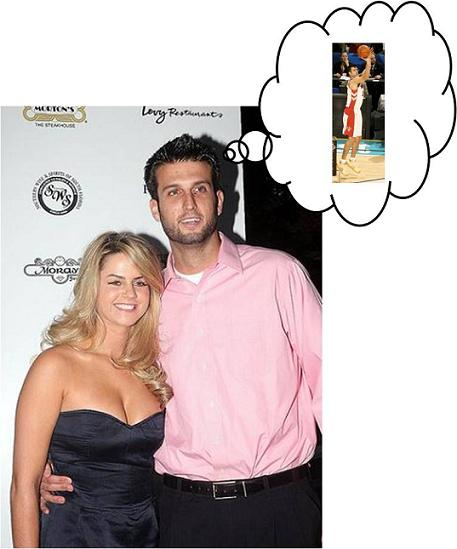 jason kapono and his wife The Most One Dimensional Players In Sports