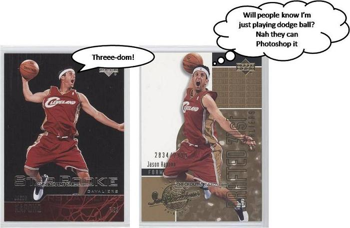 jason kapono rookie cards The Most One Dimensional Players In Sports