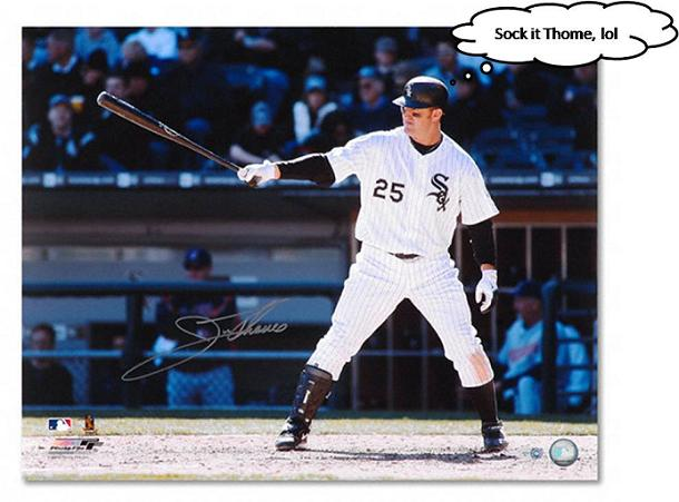 jim thome at bat The Most One Dimensional Players In Sports