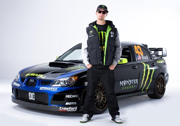 ken block Living The Life   Ken Block: Co Founder of DC Shoes and Pro Rally Racer