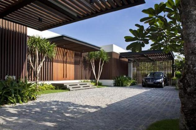 Stunning Open Concept House – Six Ramsgate, Singapore