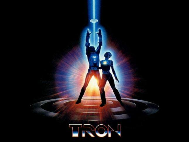tron movie poster The LightLane: If You Bike at Night, Consider This Light
