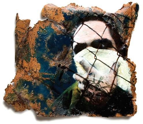 asbestos street art dr lakra Street Art by Asbestos   Master of Mixed Media
