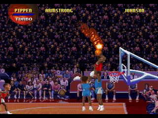 nba jam hes on fire The NBAs Top 10 Plays of the First 20 Days
