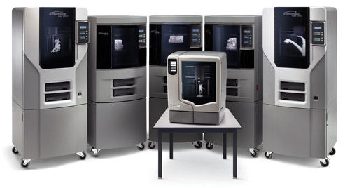 3d printers by dimension stratasys A Brief Introduction to 3D Printing and Scanning