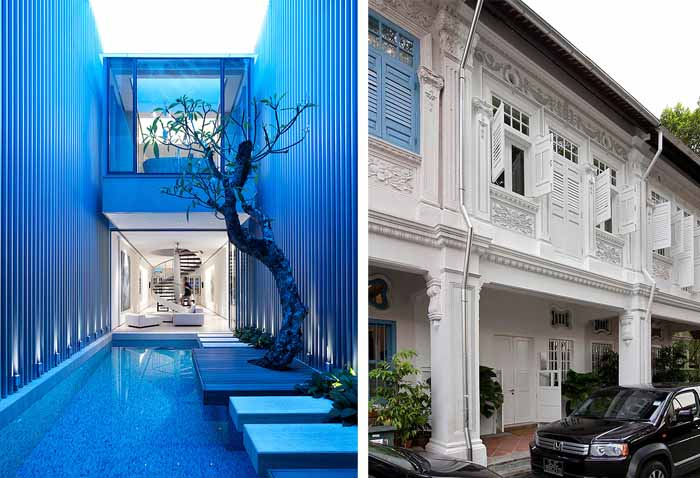 55 blair road singapore by ong and ong architects An Elegant Solution To A Long And Narrow Space