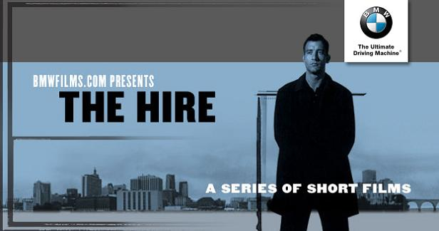 bmw hire BMW Films   The Hire featuring Clive Owen | Complete Series