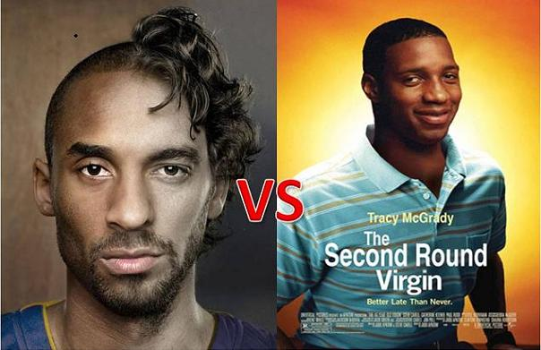 kobe bryant and tracy mcgrady One Man Shows in Team Sports