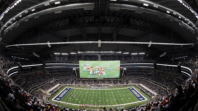 biggest hd tv in the world dalls cowboys stadium new What Costs $1.3 Billion, Holds 111,000 people and Has the Worlds Biggest TV?