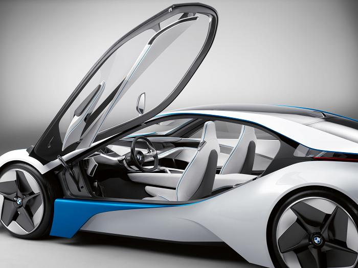 bmw unveils stunning hybrid concept car twistedsifter. Black Bedroom Furniture Sets. Home Design Ideas