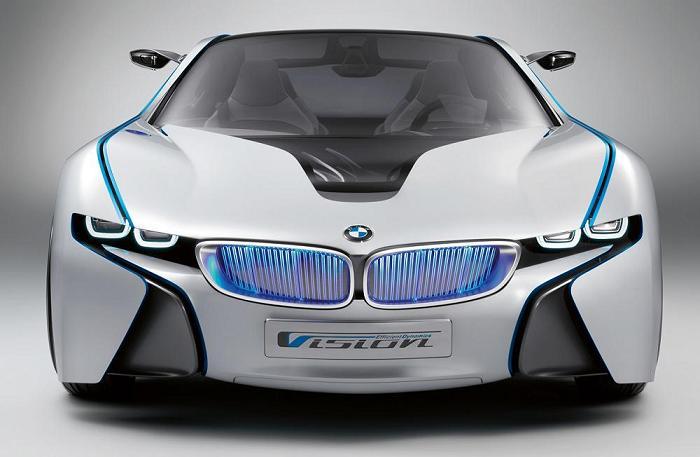 BMW Unveils Stunning Hybrid ConceptCar