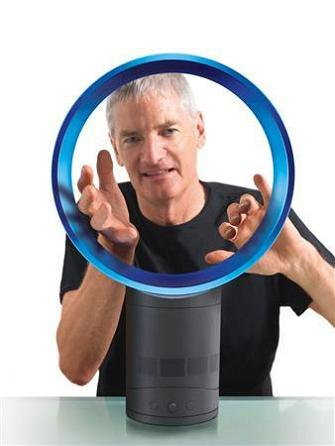 inventor-james-dyson-bladeless-fan-air-multiplier