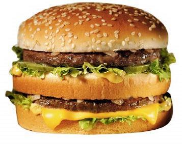 mcdonalds big mac The Largest Animal Ever