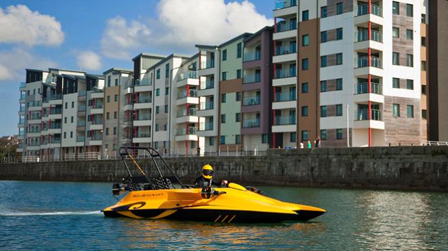 recreational submersible Can Your Boat Dive 100 Feet Under Water?