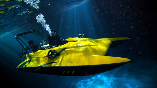 submersible boat Can Your Boat Dive 100 Feet Under Water?