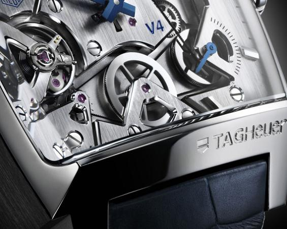 watch with no gears belt driven tag heuer Gears of Bore: The Worlds First Belt Driven Watch