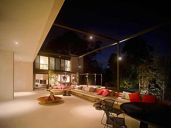 yarra house exterior melbourne The Yarra House: Interior Design Inspiration