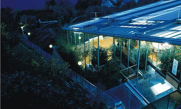 amazing office renzo piano building workshop Serenity Now: The Renzo Piano Building Workshop in Punta Nave