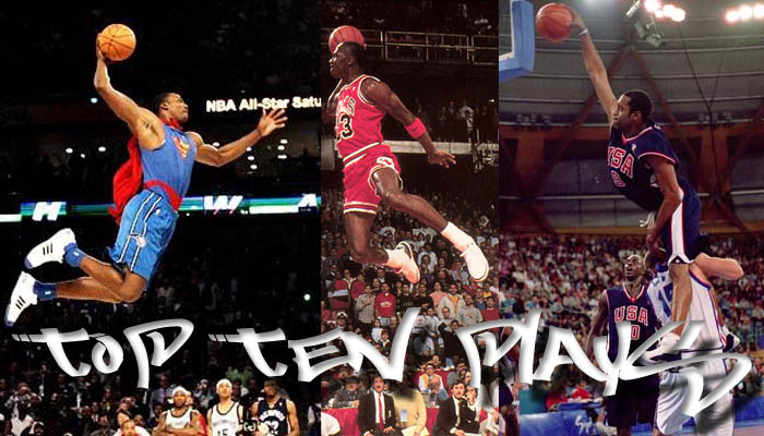 best dunk ever The NBAs Top 10 Plays of the First 20 Days
