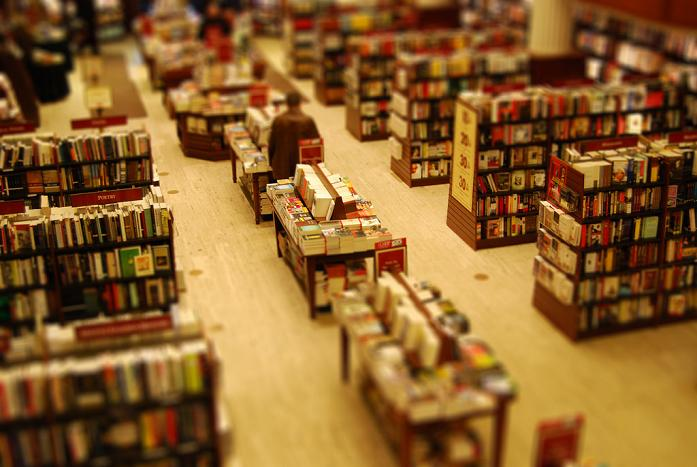 example of miniautre shot What is Tilt Shift Photography?