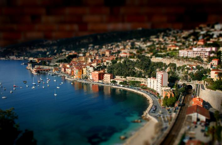 example of tilt shift photography What is Tilt Shift Photography?