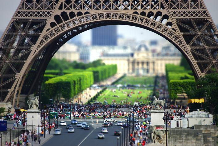 miniature photography example What is Tilt Shift Photography?