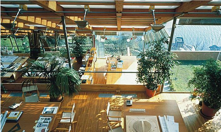 Serenity Now The Renzo Piano Building Workshop In Punta