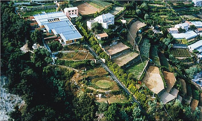terraces building structure design renzo piano Serenity Now: The Renzo Piano Building Workshop in Punta Nave