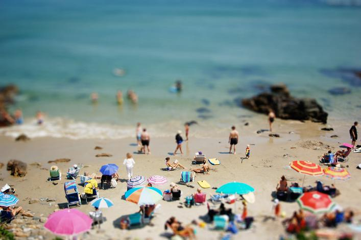 tilt shift shot What is Tilt Shift Photography?