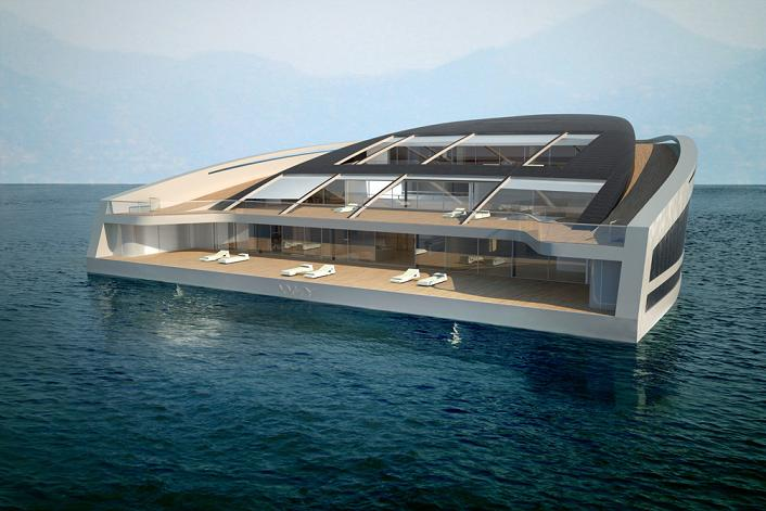 Re-Imagining the Super-Yacht: Wally Hermès Yachts