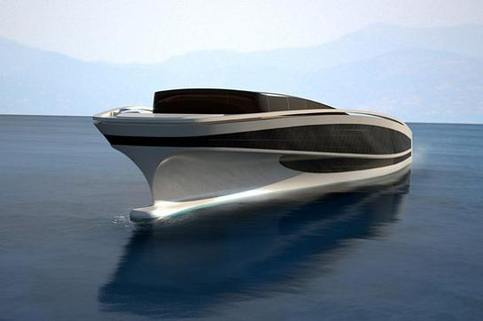 why yacht wally hermes yacht boat gigayacht Re Imagining the Super Yacht: Wally Hermès Yachts