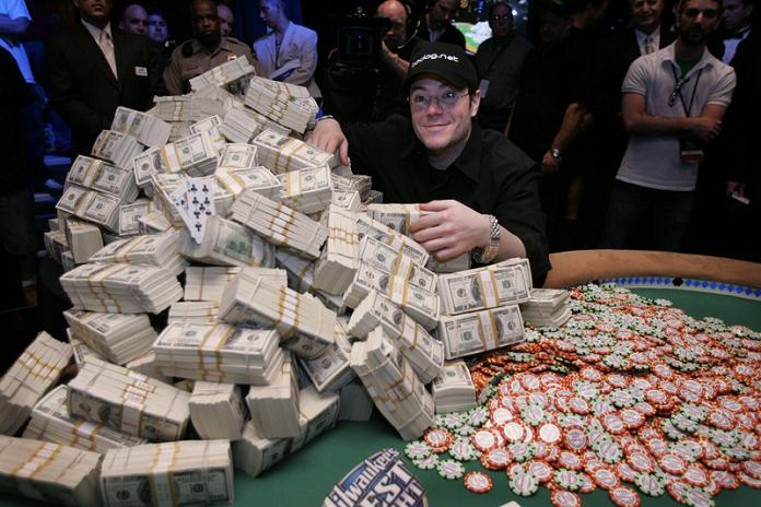 wsop final table cash jamie gold1 2009 Year in Review
