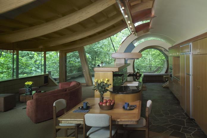 best treehouse ever oshatz wilkinson Canopy Living: The Ultimate Tree House