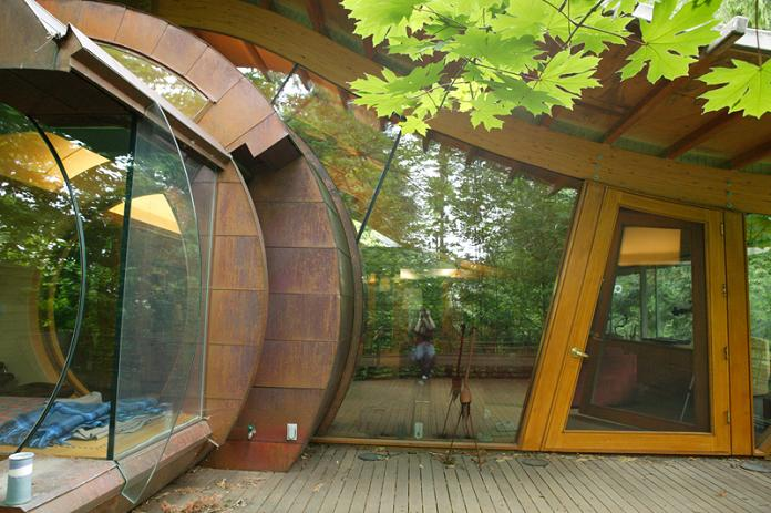 coolest treehouse ever wilkinson residence Canopy Living: The Ultimate Tree House