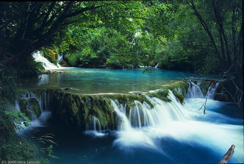 croatian national park lakes and waterfalls The Most Popular Tourist Attraction in Croatia