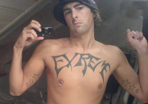 extreme tattoo fail Picture of the Day   December 8, 2009