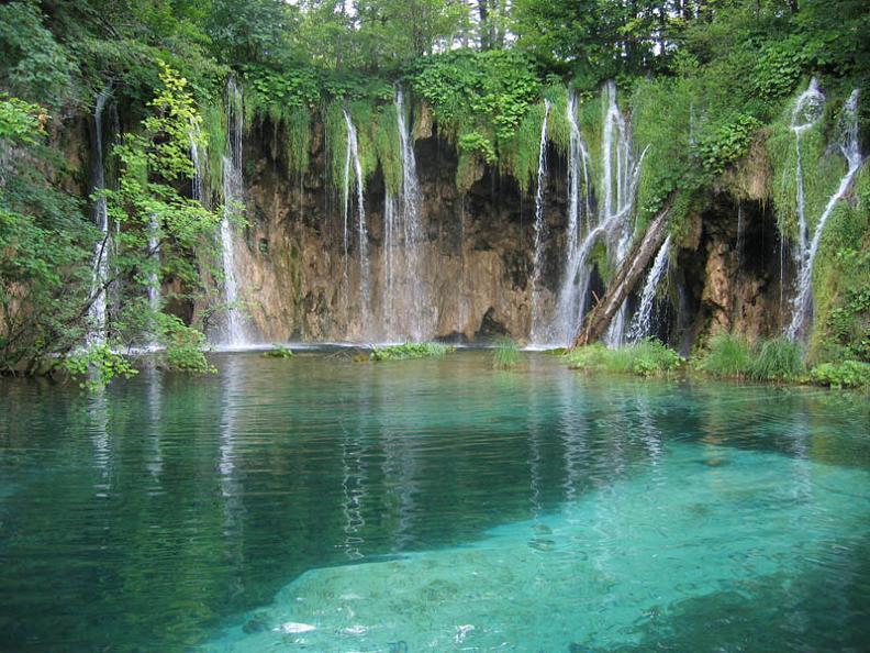 incredible waterfalls of croatia unesco The Most Popular Tourist Attraction in Croatia