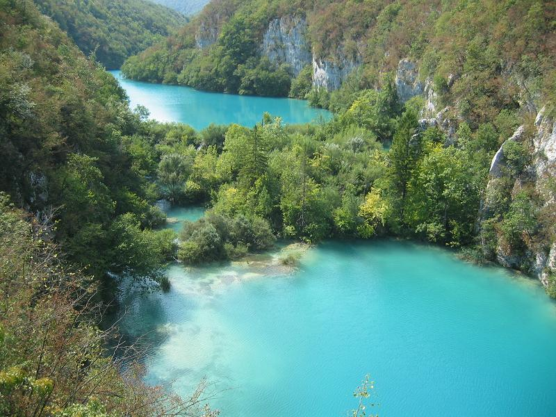 plitvice lakes national park croatia unesco The Most Popular Tourist Attraction in Croatia