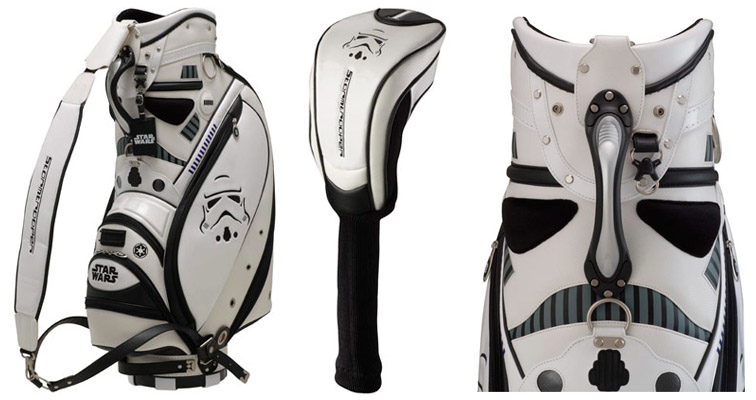 stormtrooper golf bag Stormtrooper Inspired Art and Design