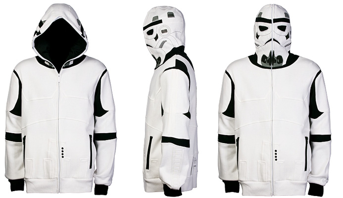 stormtrooper hoodie by marc ecko Stormtrooper Inspired Art and Design