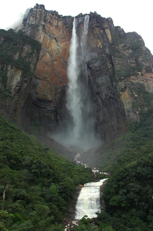 worlds tallest waterfall angel falls The Highest Waterfall in the World