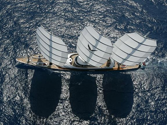 best boat in the world yacht maltese falcon Maltese Falcon: Third Largest Sailing Yacht in the World