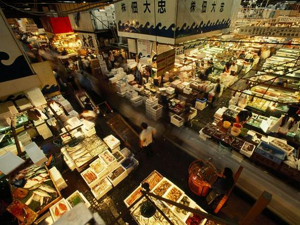 biggest fish and seafood market in the world The Largest Fish and Seafood Market in the World