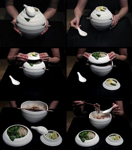 how the all in one pho bowl works This Bowl is Pho Clever!