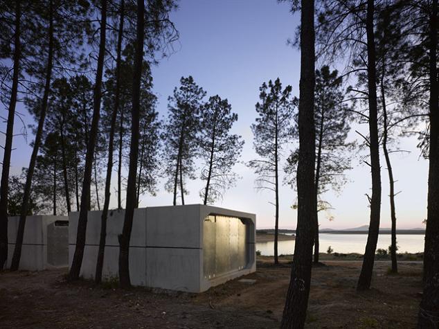 jose maria sanchez garcia design architecture A Ring of Beauty