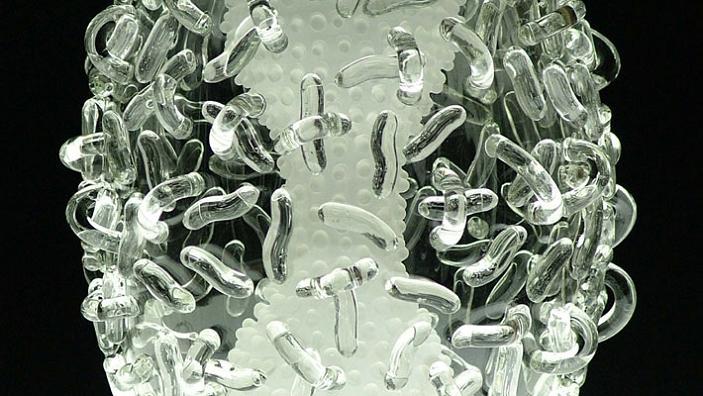 small-pox-closeup-glass-sculpture