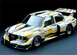 The Evolution of the BMW Art Car