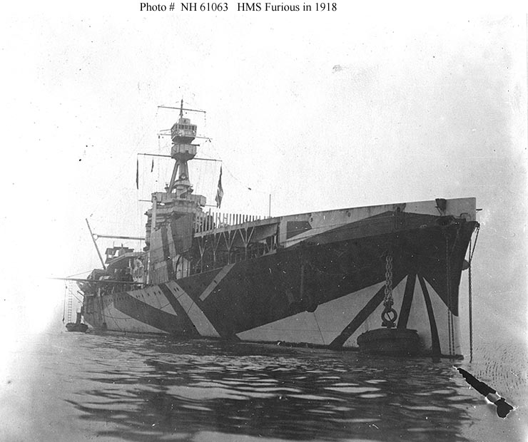The History of Razzle Dazzle Camouflage «TwistedSifter