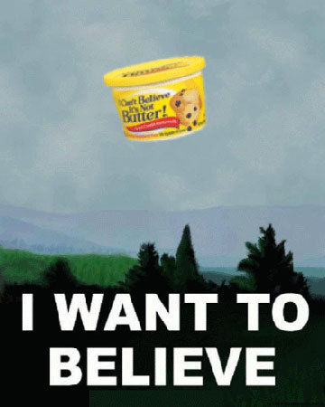 i want to believe x files cant believe its not butter How to Make Small Scale Super Realistic Model Landscapes